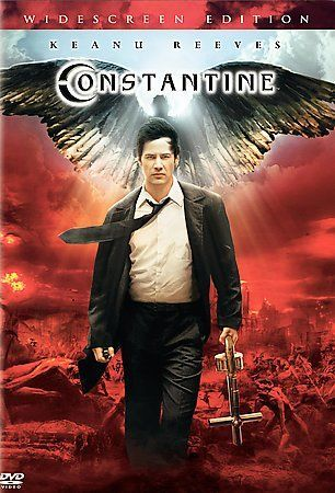 Keanu Reeves Constantine Widescreen Edition DVD Special Feature Movie