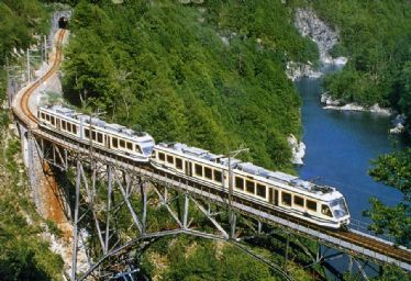Centovalli Tour from Domodossola,Italy, to Locarno, Switzerland
