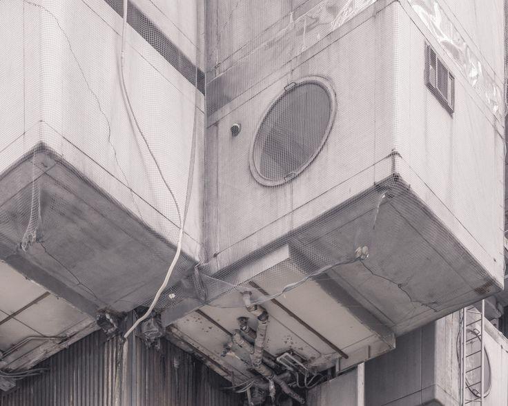 A pod (Nakagin Capsule Tower, Tokyo)| © Jan Vranovsky, 2015More Nakagin photos here