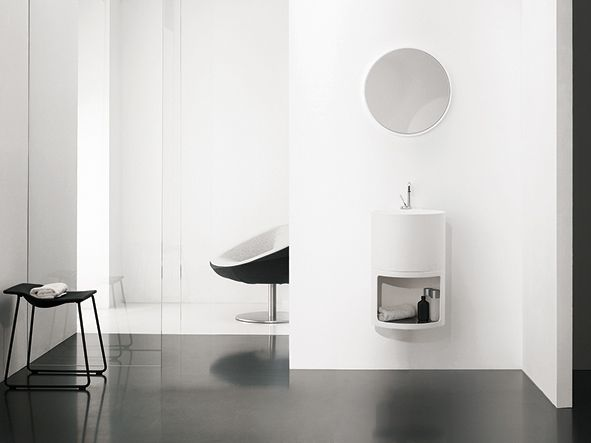 Tambo collection by Inbani. #bathroom #furniture #design