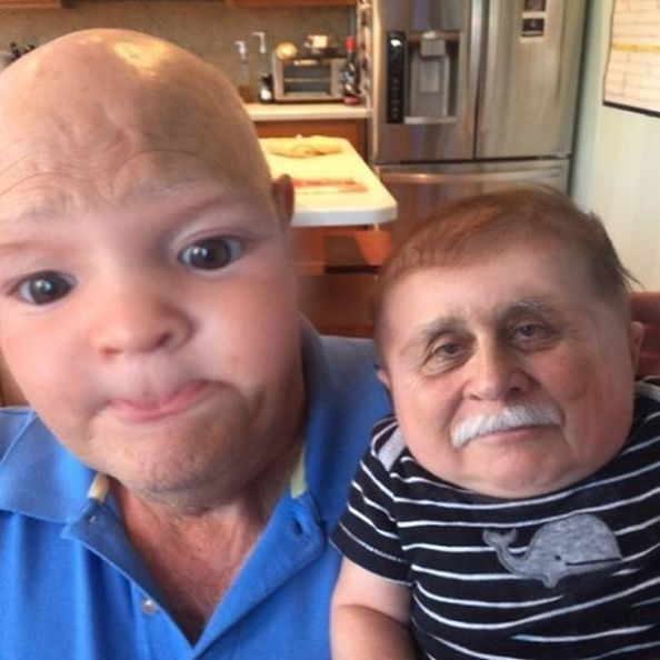Face Swap – 30 Funny Pictures