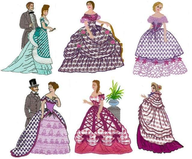 110 Best Victorian Embroidery Designs Images On Pinterest