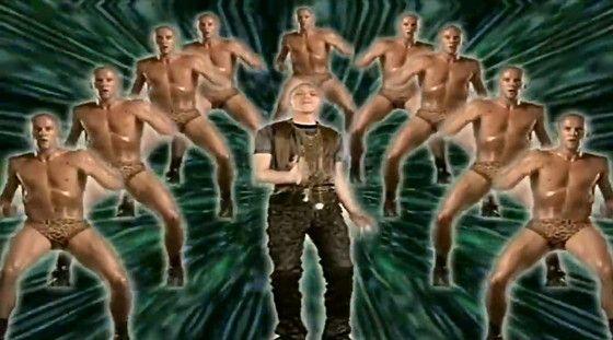 Jason Statham, The Shamen