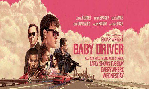 Baby Driver is a new action film that stands apart from the rest with a great cast, intelligent plot and a soundtrack that is truly something special