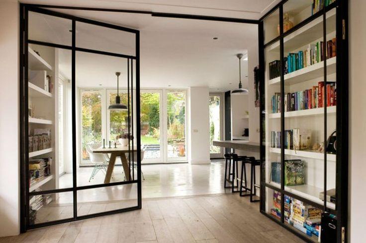 Conny Deerenberg interieur architectuur | woning amersfoort www.fustaiferro.com #diseño #decoracion #hosteleria