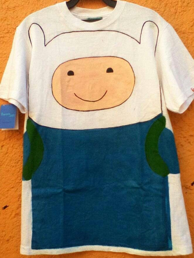 48 best racoon artt images on pinterest racoon paint and tejido playera finn pintada a mano disponible thecheapjerseys Images