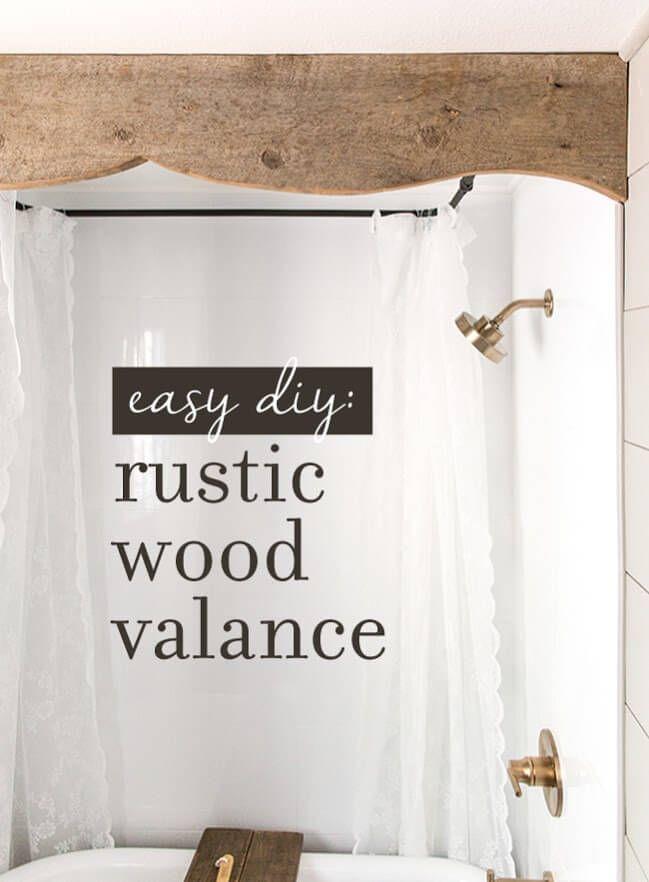 26 Cheap And Easy Diy Bathroom Ideas Anyone Can Do Diy Rustic