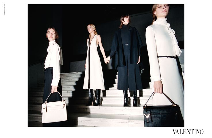 Valentino Fall/Winter 2015.16 by Michal Pudelka
