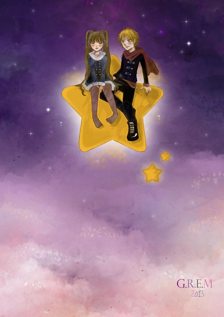 Dreaming star by vittara.deviantart.com on @deviantART