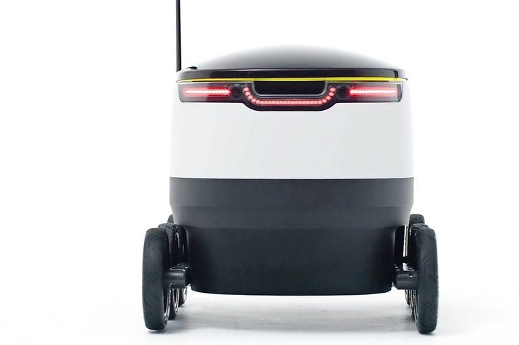 Сооснователи Skype Янус Фриис и Ахти Хейнл запустили стартап Starship Technologies по созданию парка колесных роботов для доставки товаров. Об этом разработчики рассказали на своем сайте.