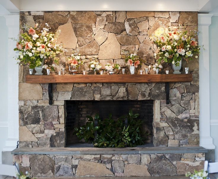 fall mantle arrangement photography - photo #21