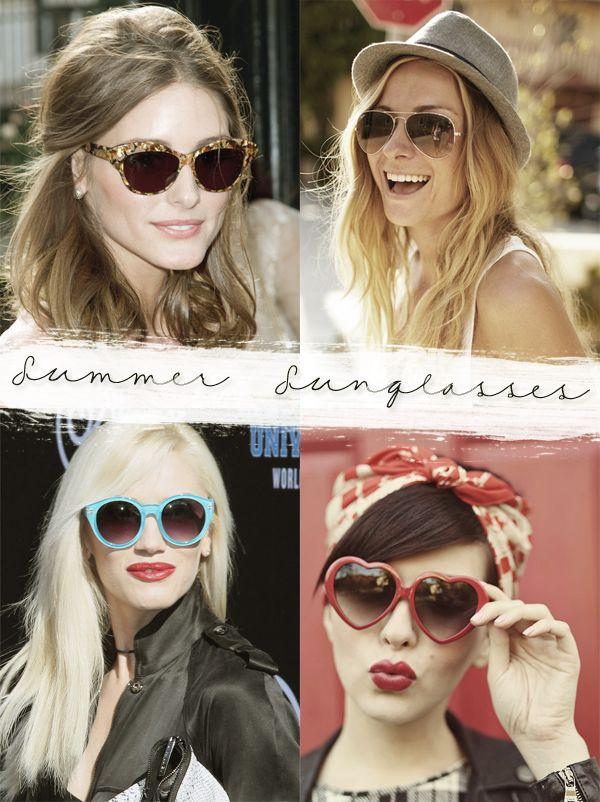 2014 Sunglasses Trends
