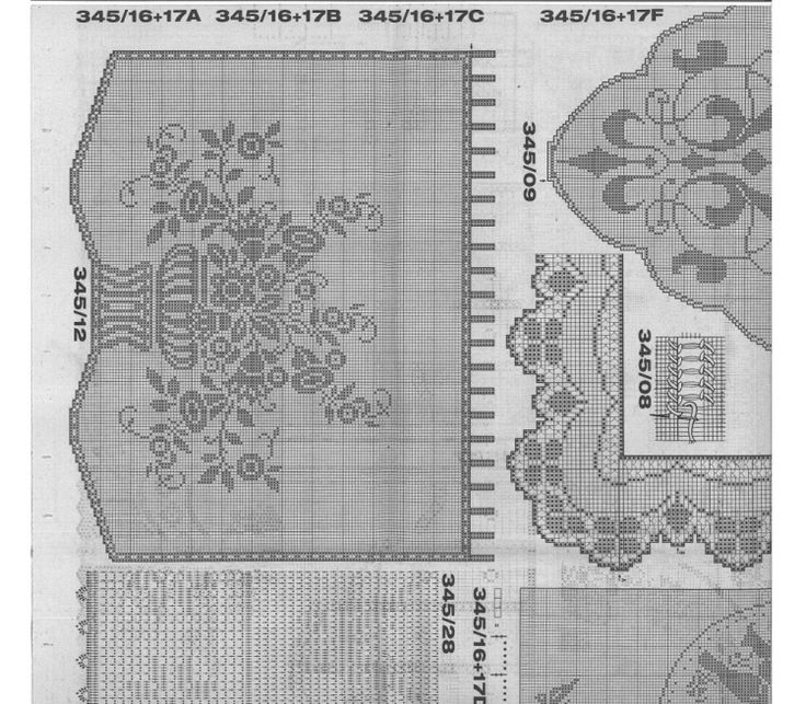 260 Best Images About Crochet Canastos On Pinterest