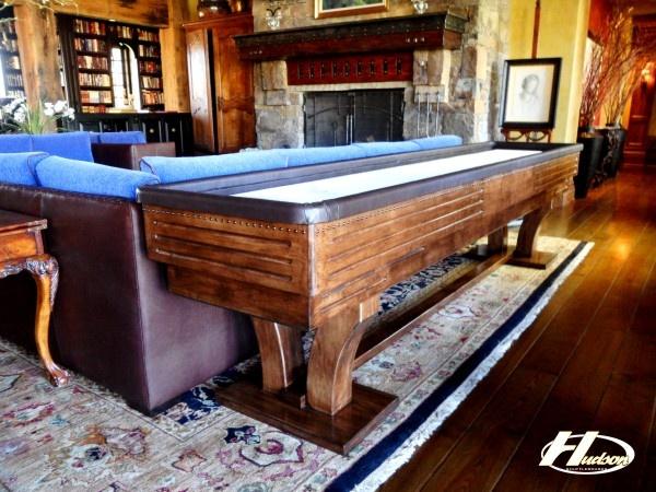 Hudson Shuffleboard Table.