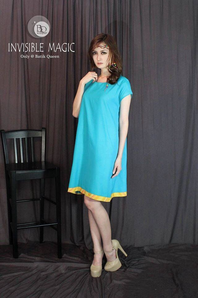 Indonesia Ikat Dress