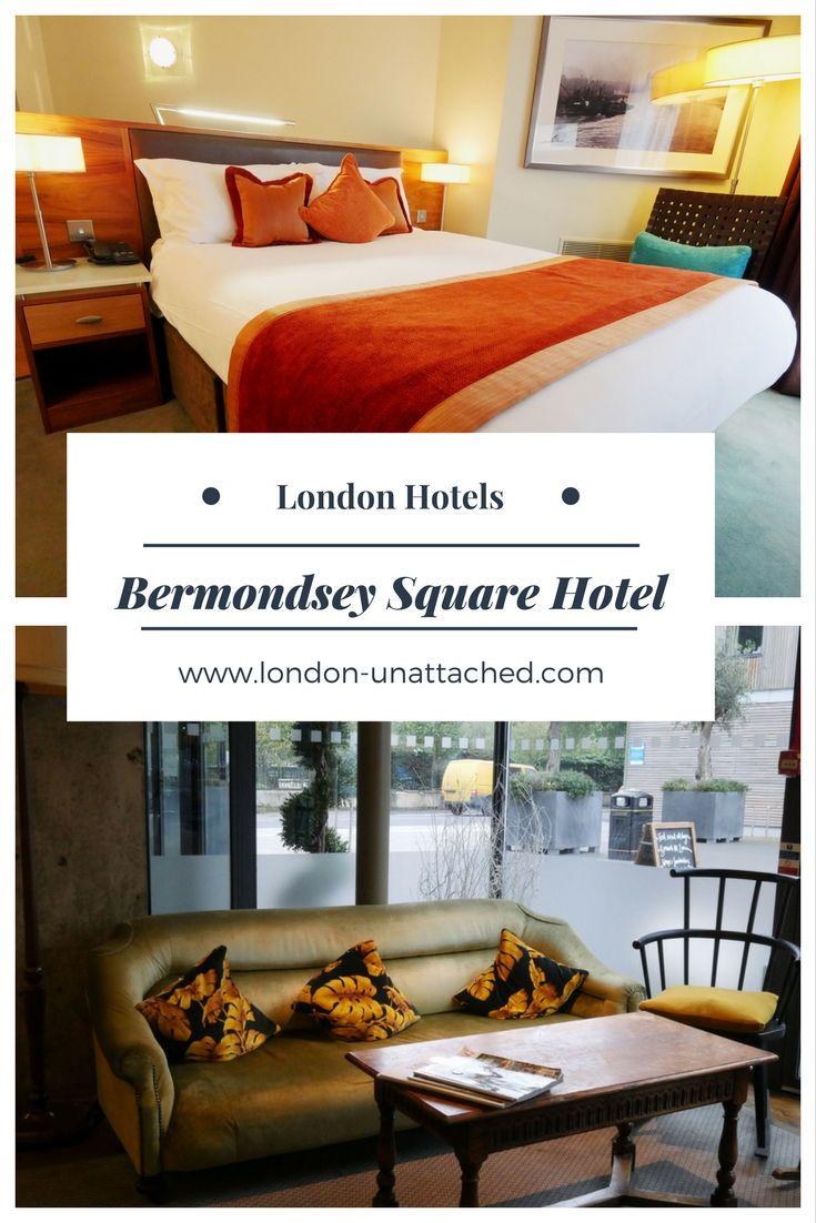 Bermondsey Square Hotel Boutique Budget Hotel Bermondsey London