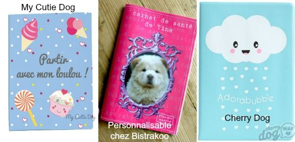 Le nouveau passeport pour chien