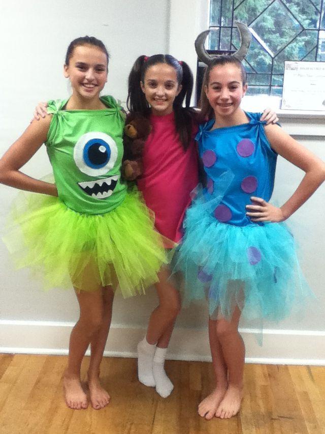 media cache ak0pinimgcom 640x 3c c7 52 3cc7524e927dbbae6c22950d3987a1adjpg trio costumesmonster costumesgroup costumesdisney costumeshalloween - Girl Group Halloween Costume
