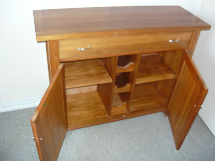 buffet perfect for that little bit of extra storage and bench space