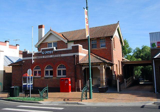Post Office, Camden, NSW