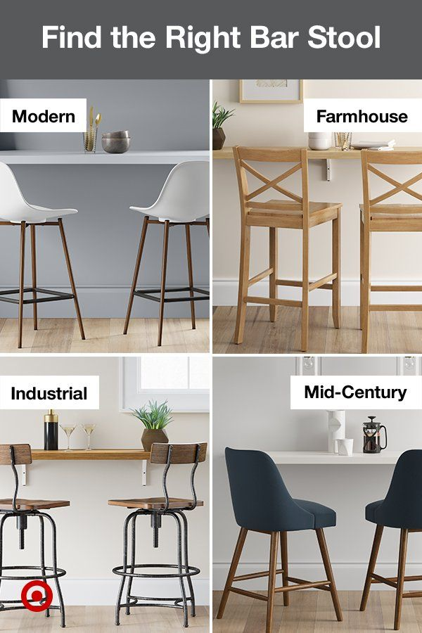 Need Bar Stool Ideas To Match Your Kitchen Find Farmhouse Industrial Modern Traditional Styles In Many Sizes Home Decor Kitchen Home Home Decor