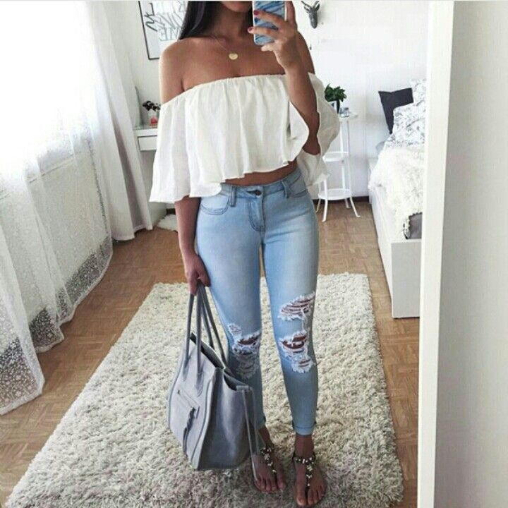 Pinterest Badgalronnie Cute Outfits Pinterest Clothes Summer And Ootd