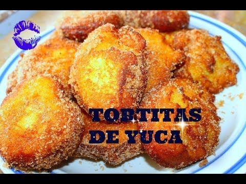 TORTITAS DE YUCA - YouTube