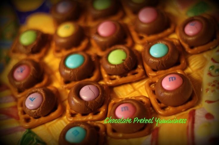 Rolo pretzels, Rolo and Pretzels on Pinterest