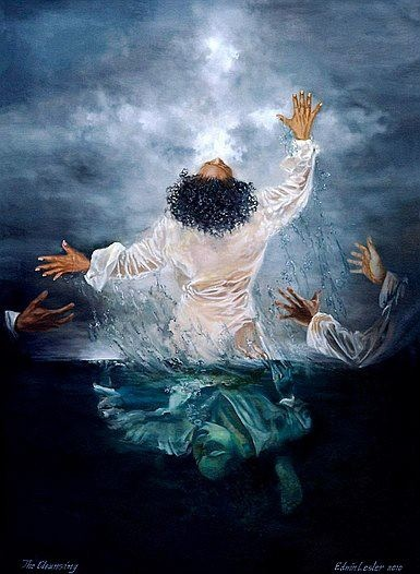 """Question: """"What is the symbolism of water baptism?"""" Answer: Water baptism symbolizes the believer's total trust in, and total reliance on, the Lord Jesus Christ, as well as a commitment to live obediently to Him. (Ephesians 2:19), (Galatians 3:27-28). Water baptism expresses this and more, but it is not an entrance into Christianity. """"Go therefore and make disciples of all the nations, baptizing them in the name of the Father and the Son and the Holy Spirit"""" (Matthew 28:19).    Pinned via…"""