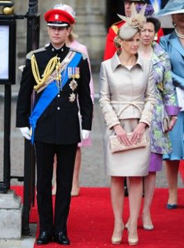 British Royal Family Tree - Lord Frederick Windsor - Woman And Home
