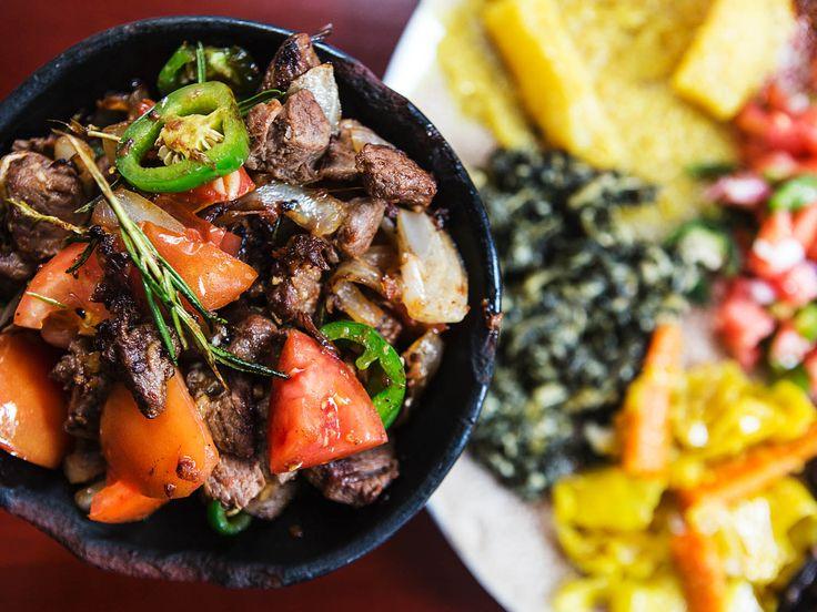 Exploring Washington DC's Best Ethiopian Restaurants | Serious Eats