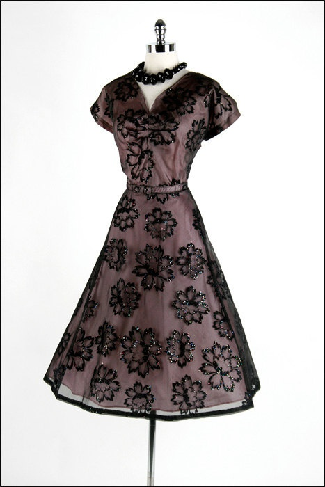 130 Best Lovely Vintage Dresses Images On Pinterest
