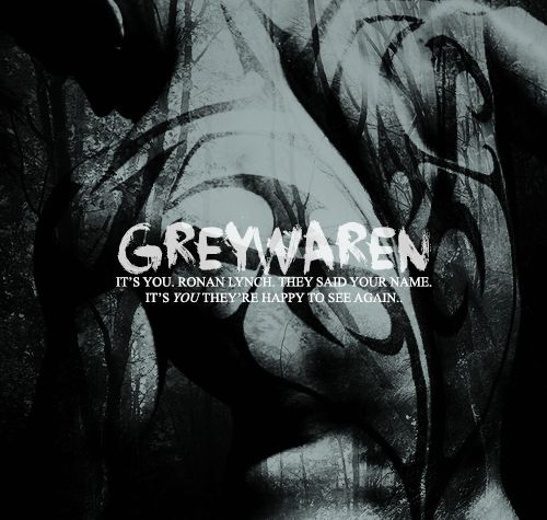 greywaren the raven boys
