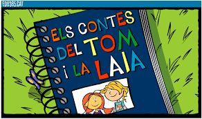 Els contes del Tom i la Laia. Cuentos interactivos para leer, escuchar y hacer actividades de comprensión lectora.