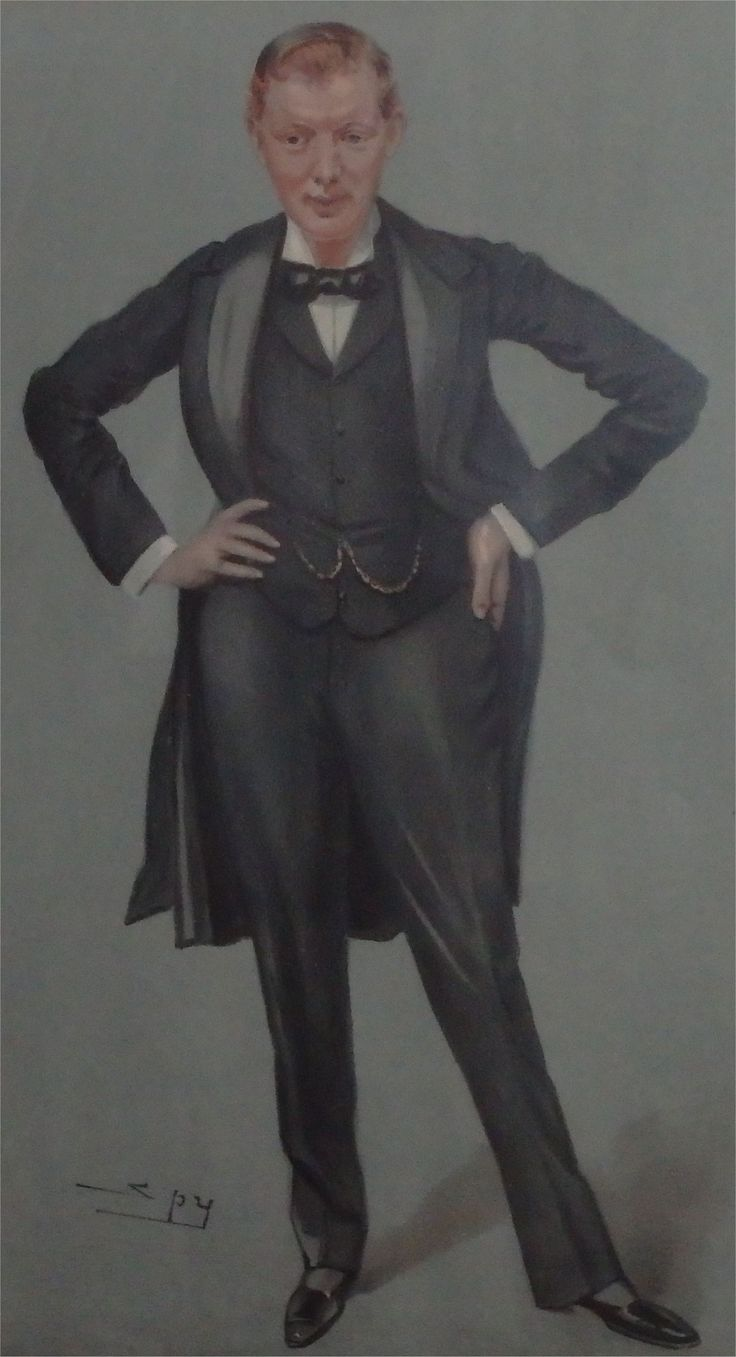 'He can write and he can fight', wrote Vanity Fair of the young Winston Churchill, drawn here in 1900, even if Churchill at the time wrote to his mother: 'really I feel less keen about the Army every day. I think the Church would suit me much better'. Later, in his declining years and in the twilight of an illustrious, often tempestuous career, through which his faith remained, he mused when asked about death: 'I am ready to meet my Maker; whether He is ready to meet me is another matter'.