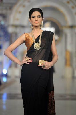 Samreen's Closet - Pakistani Bridal Fashion at Pantene Bridal Couture Week 2013 PBCW Lahore