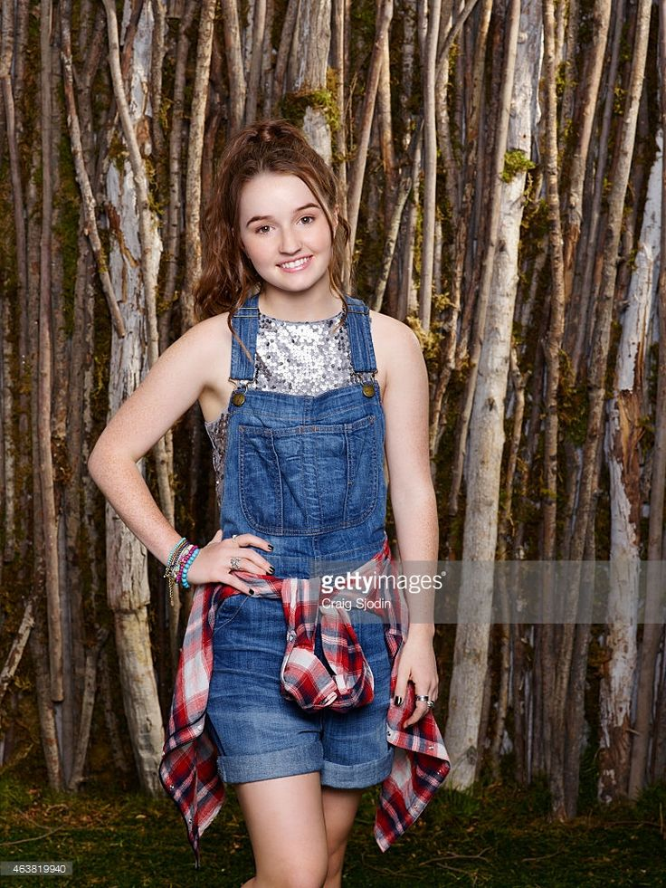 STANDING - ABC's 'Last Man Standing' stars Kaitlyn Dever as Eve Baxter.