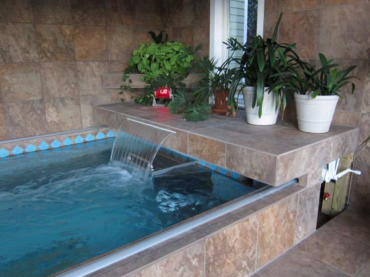 18 best endless pool images on pinterest endless pools - How much is an endless pool swim spa ...