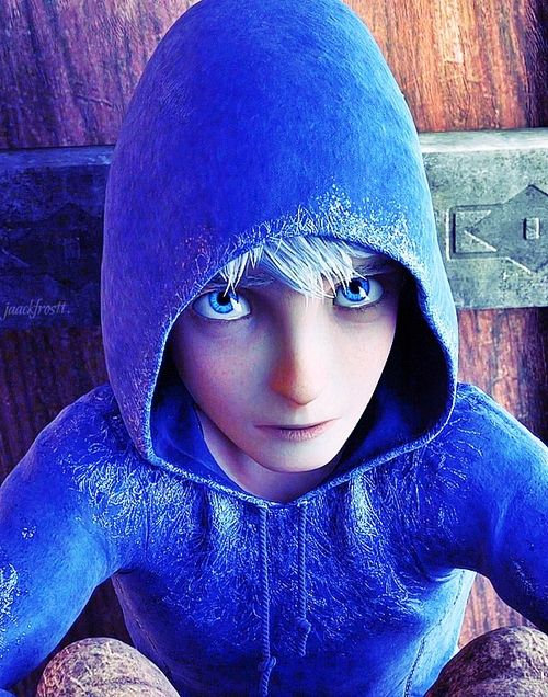 Jack Frost is just...