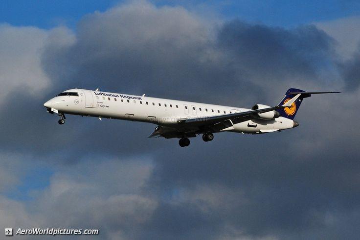 DSC_0026 Lufthansa Regional (Lufthansa CityLine) Canadair CL-600-2D24 Regional Jet CRJ-900LR D-ACKI (cn 15088)