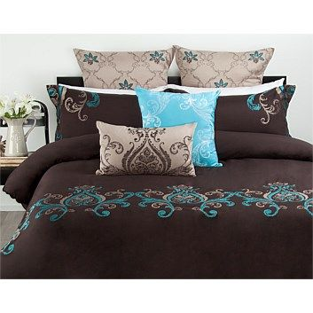 Fieldcrest Germaine Duvet Cover Set