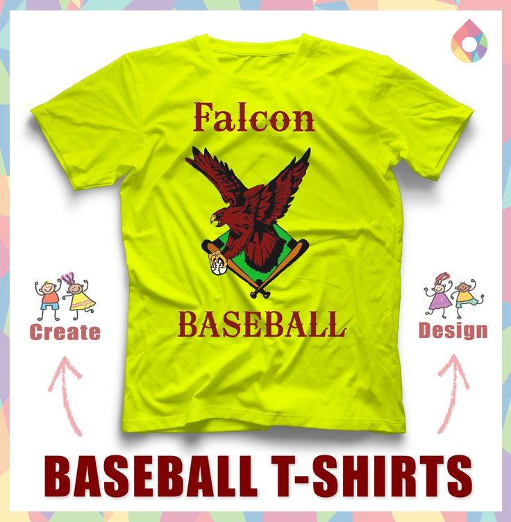 17 best images about baseball softball t shirts on for Best online custom shirts