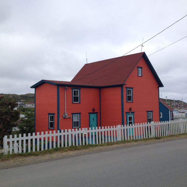 Pumpkin house twillingate