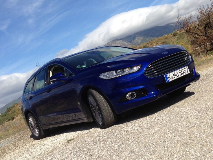 Ford Focus 2014 - Andalusia first drive
