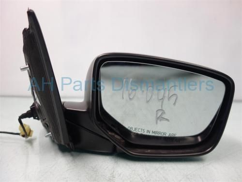 Used 2013 Honda Accord Passenger SIDE REAR VIEW MIRROR, GRAY HAS A PAINT SCUFF 76208-T2F-A11 76208T2FA11  76205-T2F-A01  76205T2FA01  76201-T2F-A11ZC  76201T2FA11ZC. Purchase from https://ahparts.com/buy-used/2013-Honda-Accord-Passenger-SIDE-REAR-VIEW-MIRROR-GRAY-76208-T2F-A11-76208T2FA11/108299-1?utm_source=pinterest