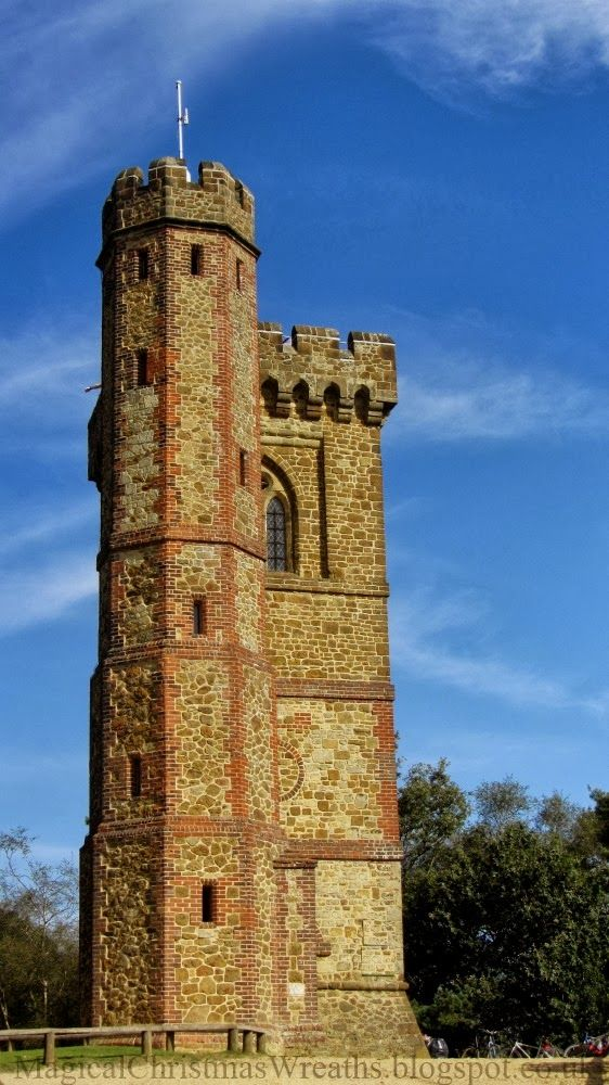 leith hill tower, dorking, surrey
