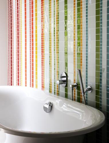 URBAN ECLECTIC - Bathroom Mozaic