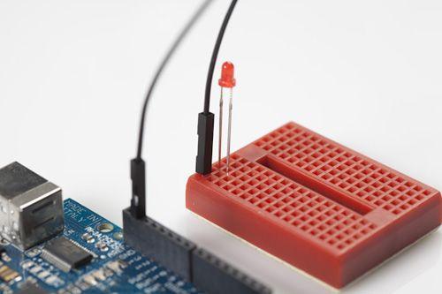Controlling an Arduino with an iPhone - SparkFun Electronics