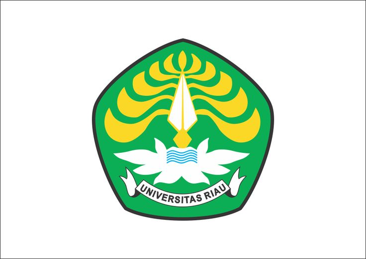Logo UNRI (Universitas Negeri Riau)  Vector cdr dan Ai