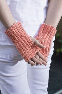 Creative Company | Fresh crochet – Fingerless mittens